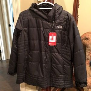 The North Face Mossbud Swirl Parka